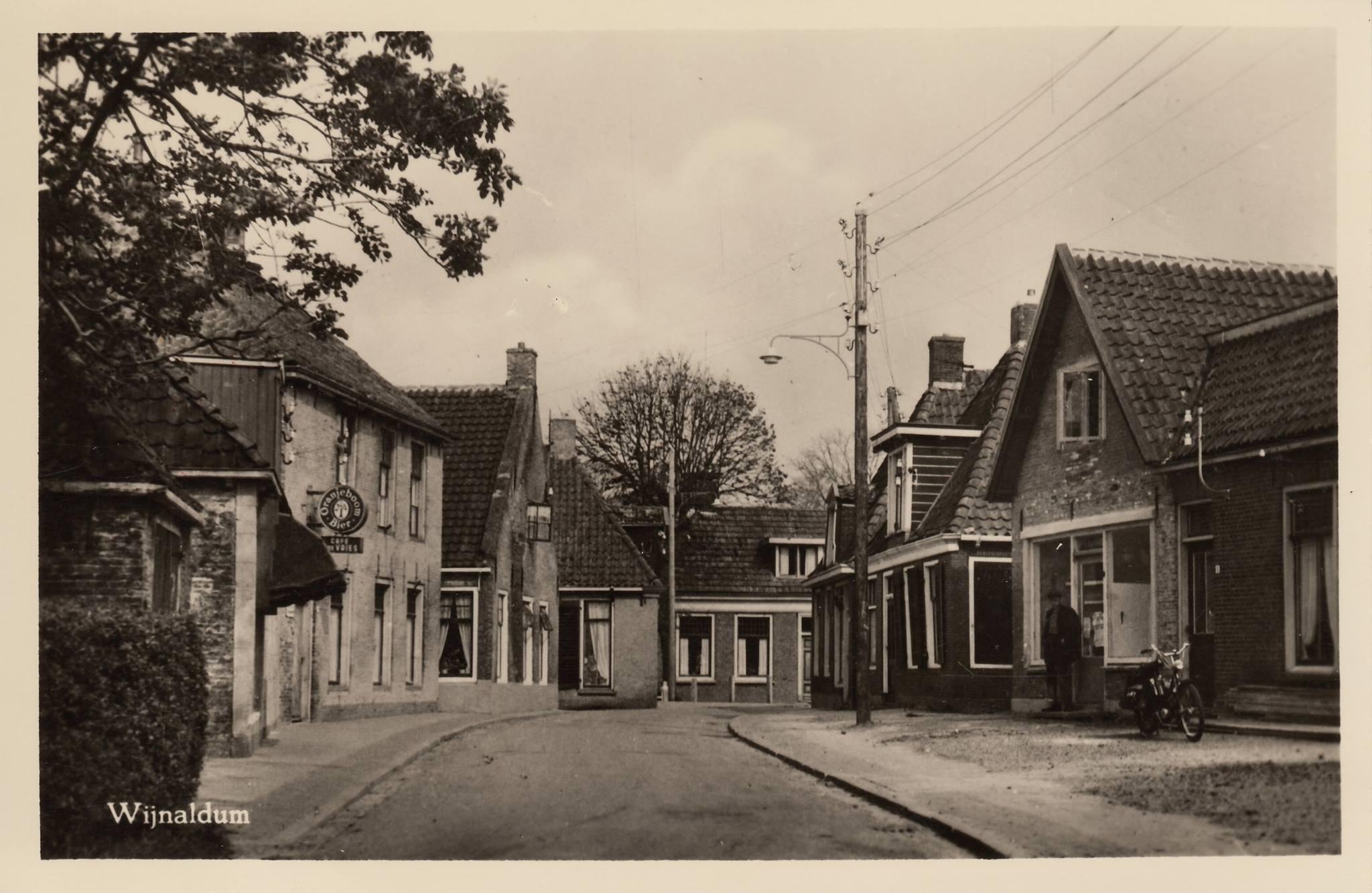 Buorren rond 1956
