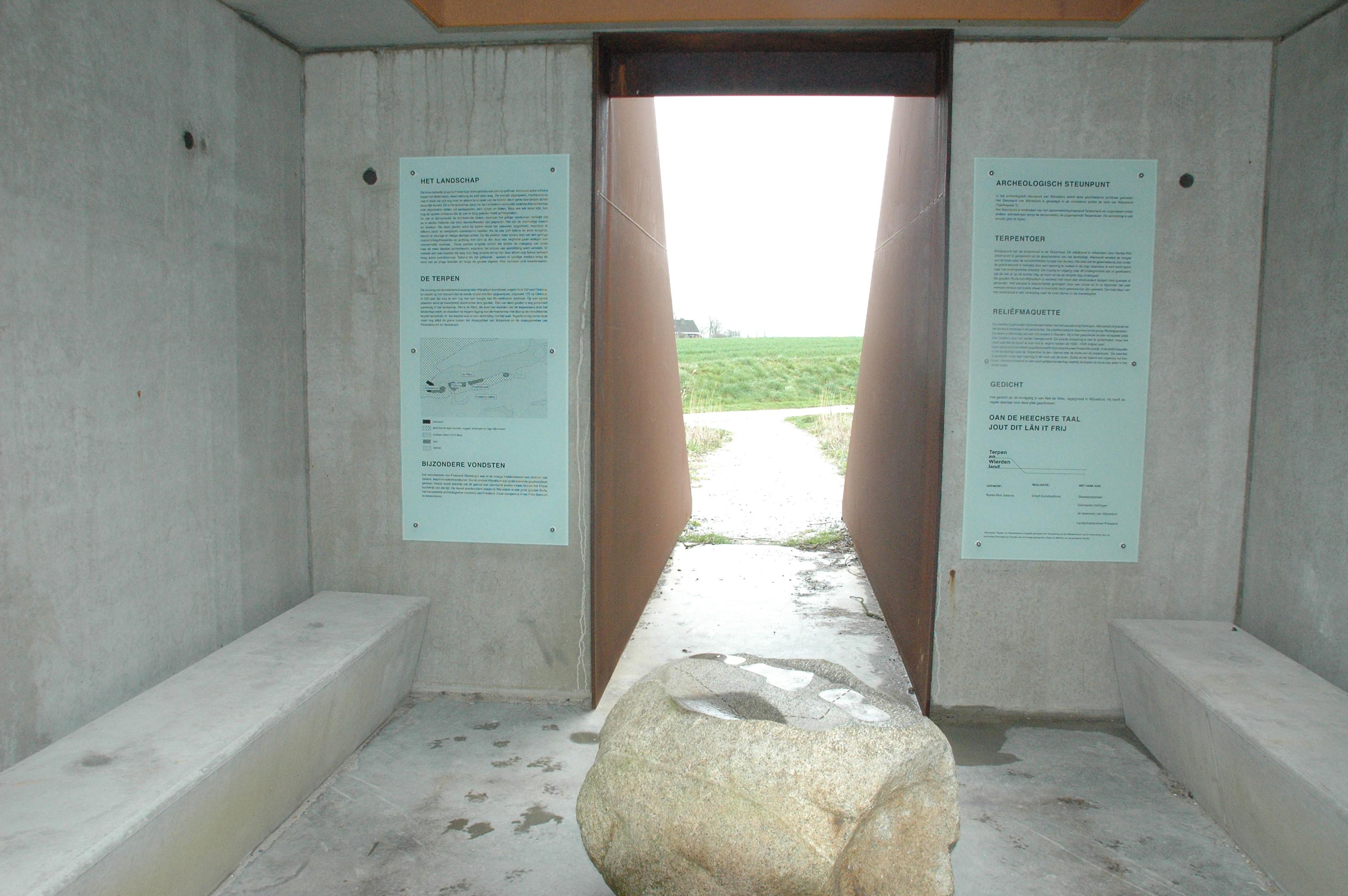 Informatie over het landschap